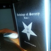 Anthology of Sorcery My first printed article.